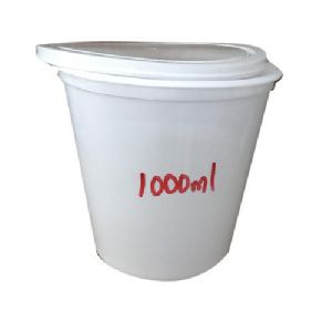 1000ml Disposable Plastic Container