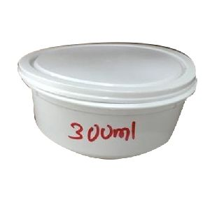 300 ml Disposable Plastic Container