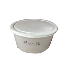 500 ml Disposable Plastic Container