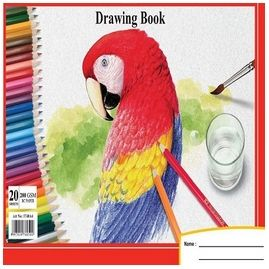 Drawing Book Printing Services