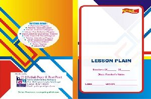 Lesson Plan Book Printing Services