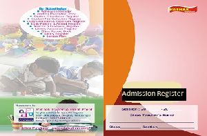 Student Admission Register Printing Services