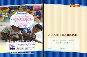 Student Fee Register Printing Services