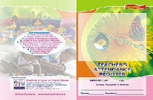 Teachers Attendance Register Printing Services