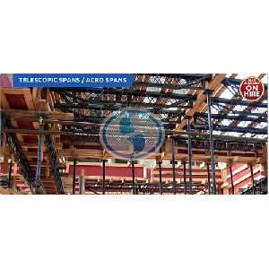Scaffolding Adjustable Telescopic Span