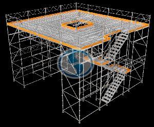 Scaffolding Design & Calculation Services