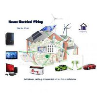 Electrical Wiring Work Contractor in Rajkot
