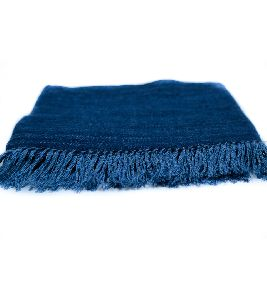 Denim Blue Pashmina Stole