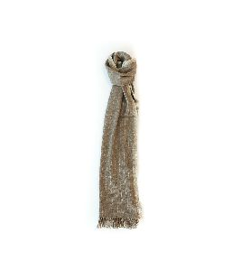 Natural Fawn Pashmina Scarves