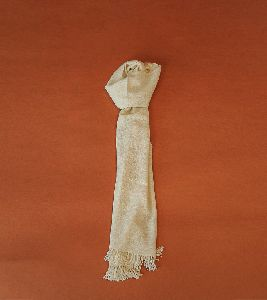 Natural Ivory Pashmina Scarves