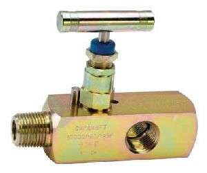 CMP-10000 Carbon Steel Multiport Needle Valve