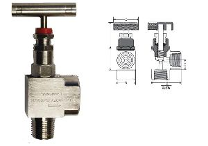 Stainless Steel Angle Needle Valves