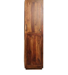 sheesham wood single door almirah