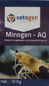MinoGen - AQ Mineral Supplement