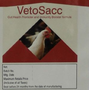 VetoSacc Health and Immunity Booster