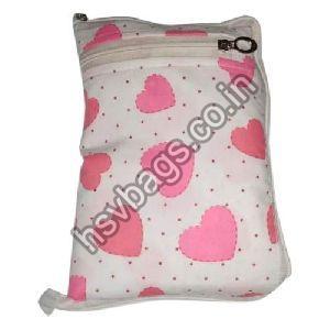Cotton Folding Pouch