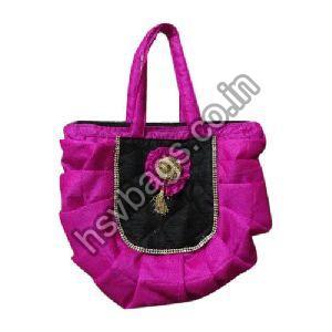 Designer Cotton Handbag