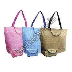 Fancy Cotton Carry Bag