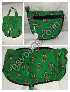 Shopping Bag with Pocket