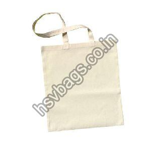 White Cotton Shopping Bag