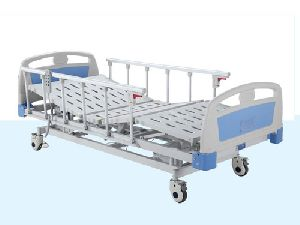 Electric Three Function Hospital Bed