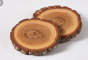 Wooden Resin Coasters