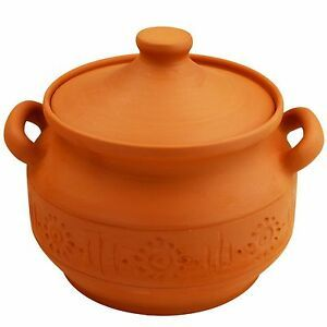 1944gm Clay Cooking Pot
