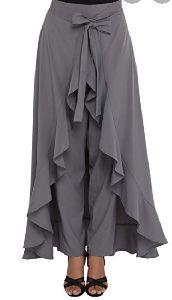 Ladies Designer Tie-Waist Pant
