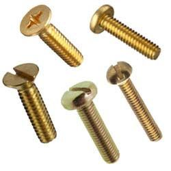 Brass CSK Screw