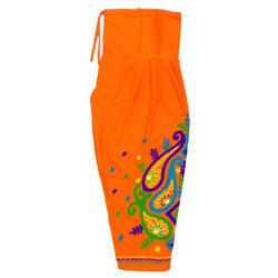 Embroidered Cotton Patiala Salwar