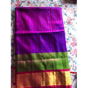 Pure Uppada Silk Saree