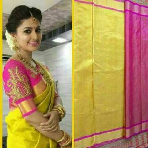 Uppada Tissue Silk Saree