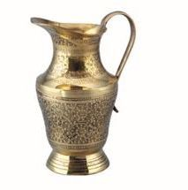 Italian Brass Jug