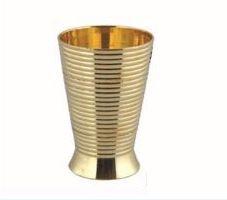 Luxury Brass Glass