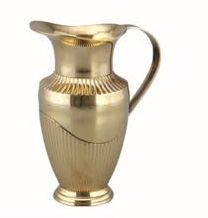 Thums Up Brass Jug