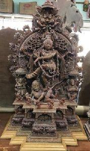 Durga Maa Stone Statue