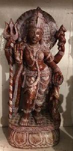 Mata Parvati Stone Statue