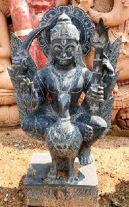 Shani Dev Stone Statue
