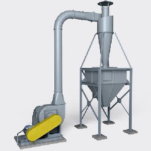 Automatic Multi Cyclone Dust Collector