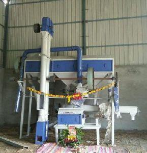 5 HP Mini Dal Mill Machine