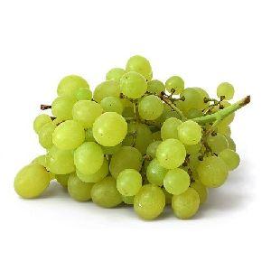 Fresh Green Grapes