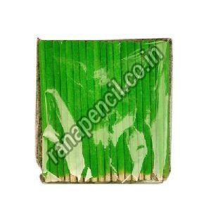Green Velvet Pencil