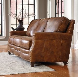 Finished Leather Sofa Cover