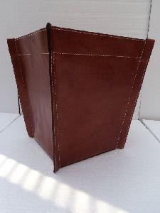 Leather Bins