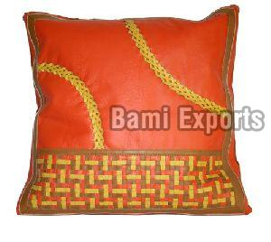 Leather Cushion Covers