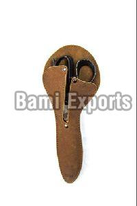 Leather Scissor Cover