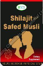 Shilajit Safed Musli