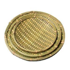 Bamboo Fruit Plates