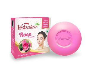 Vedankur Rose Soap