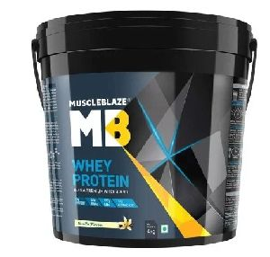 Muscleblaze Whey Protein 4 Kg